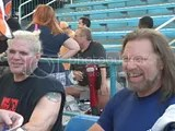 Raven and Hacksaw Jim Duggan