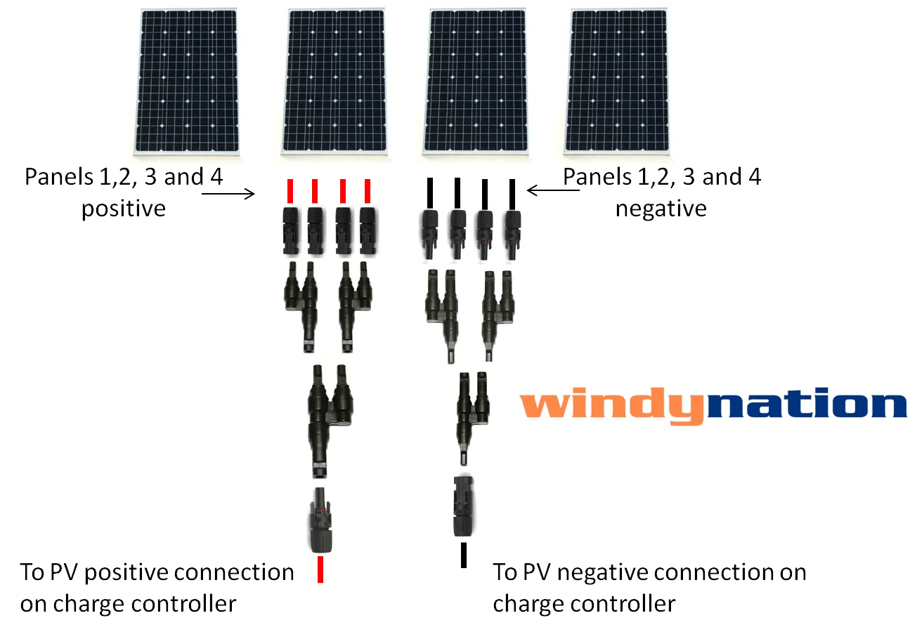 Wire Diagram For Solar System