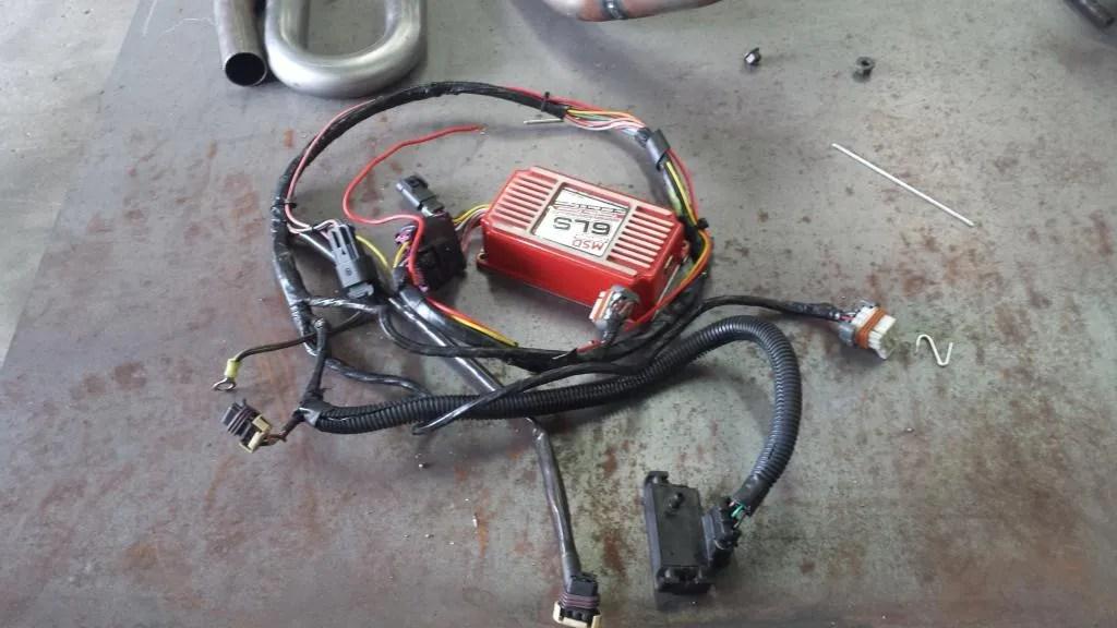 msd 6010 wiring harness 7 pole trailer plug diagram detailed box diagrams denso