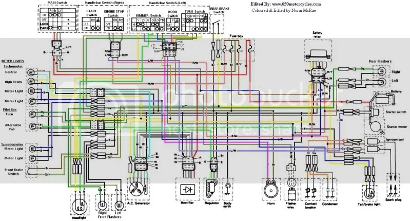 79 yamaha wiring diagrams control cables wiring diagram - yamaha yamahopper  qt50 wiring diagram