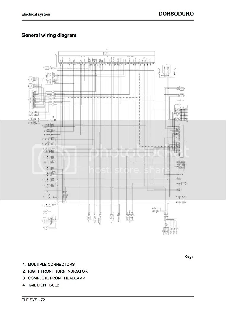 looking for wiring diagram 2009 Dorsoduro 750