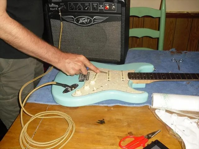 Soldering | Amateur Luthiery