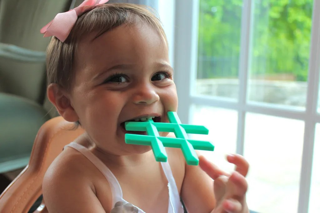 Hashtag baby teether: Coolest baby products of 2015   Cool Mom PIcks Editors' Best