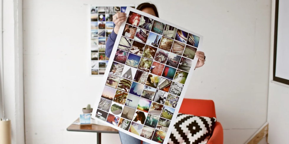 21 unexpected, very cool photo display ideas