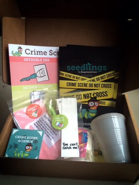 Subscription boxes for kids smarter Appleseed Lane  Cool Mom Picks