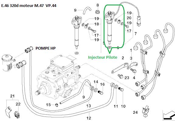 [ BMW E46 320D m47 an 2000 ] Problème de ralenti instable
