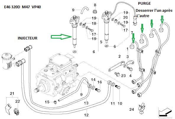 [ BMW E46 320d an 1999 ] tremblement + moteur cale + ne