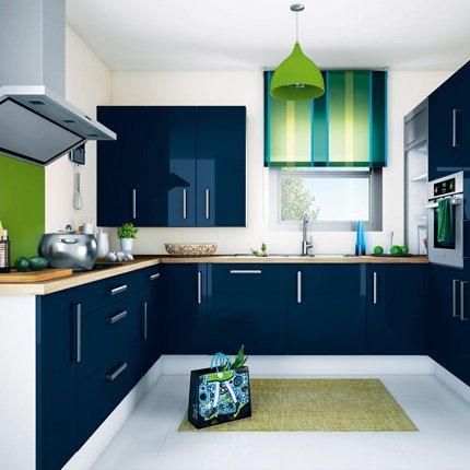 Sabri repeint sa cuisine meuble de cuisine bleu  Page 5