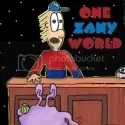 One Zany World Comic