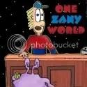 One Zany World Comic