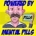 Powered by Mental Pills Comic