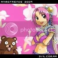 3v1l Tour Anime Friends 2009