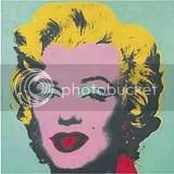 Marilyn By Warhol