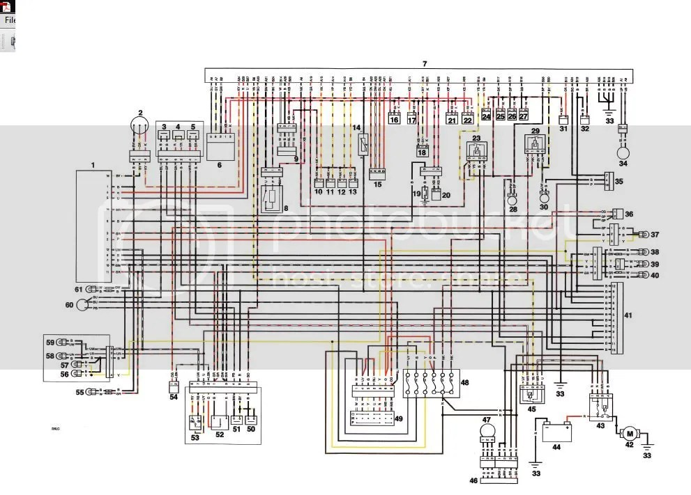 2013 triumph daytona wiring diagram #1 Country Coach Wiring Diagram 2013 triumph daytona wiring diagram