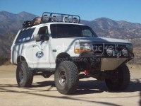 1995 Ford bronco roof rack