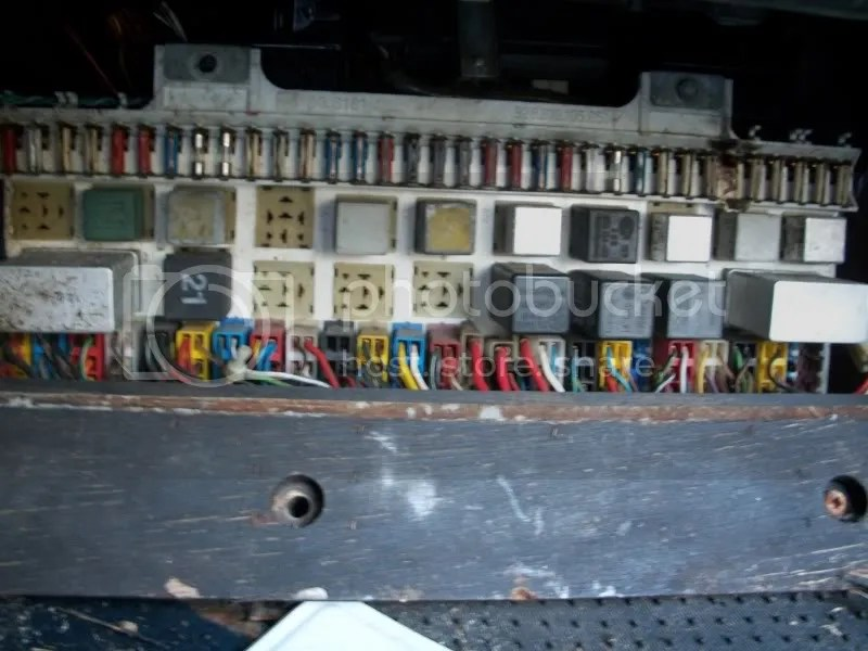 Fuse Box Diagram Porsche 928 Fuse Panel Diagram Porsche 928 Fuse Panel