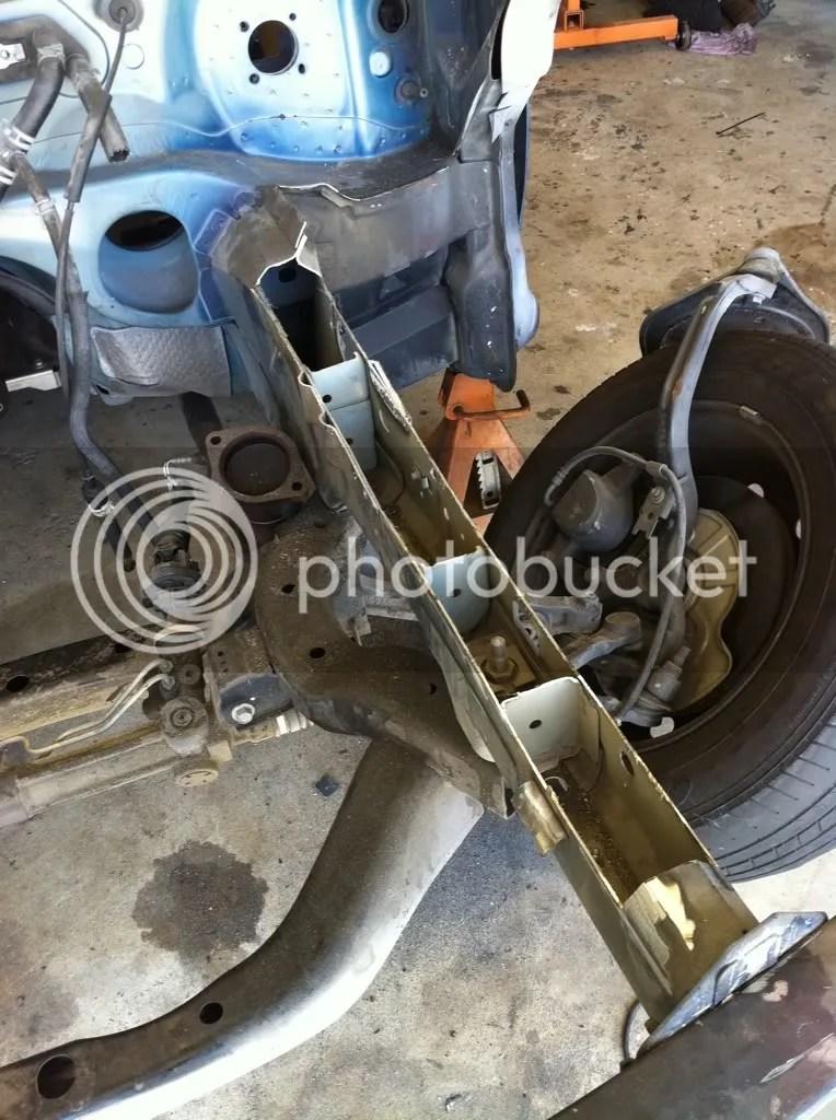 Chrysler 300 Engine Swap V6 To V8 : chrysler, engine, Build, Pictures