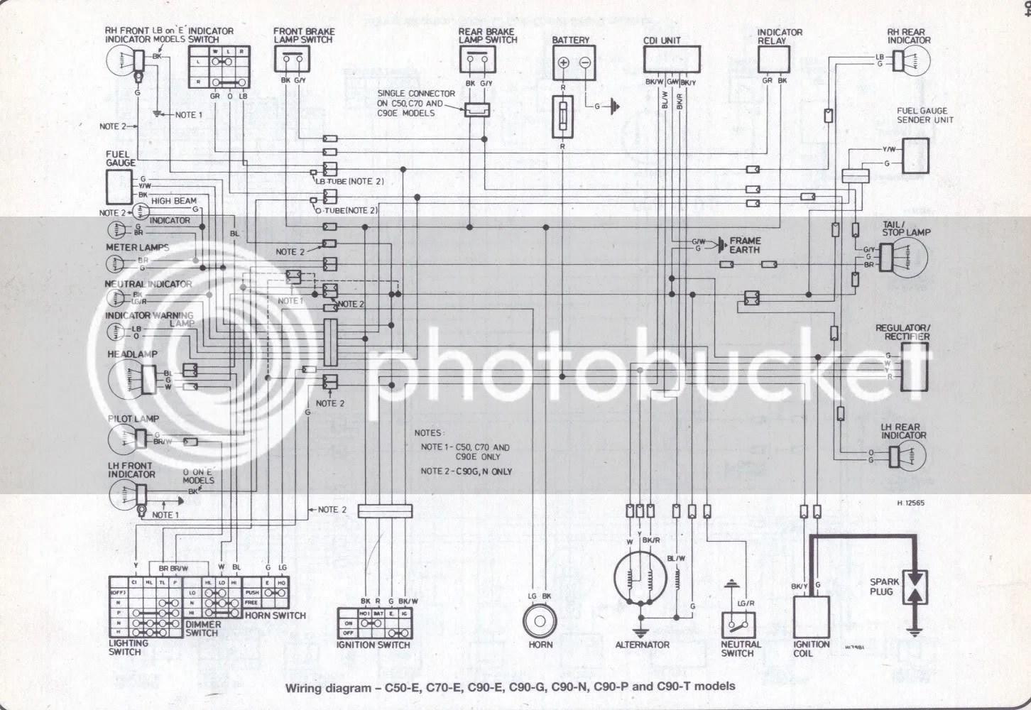 [SCHEMATICS_48DE]  Honda C90 Wiring Diagram - Wiring Diagram Schemes | Honda C90 Wiring Diagram 6v |  | Wiring Diagram Schemes - Mein-Raetien