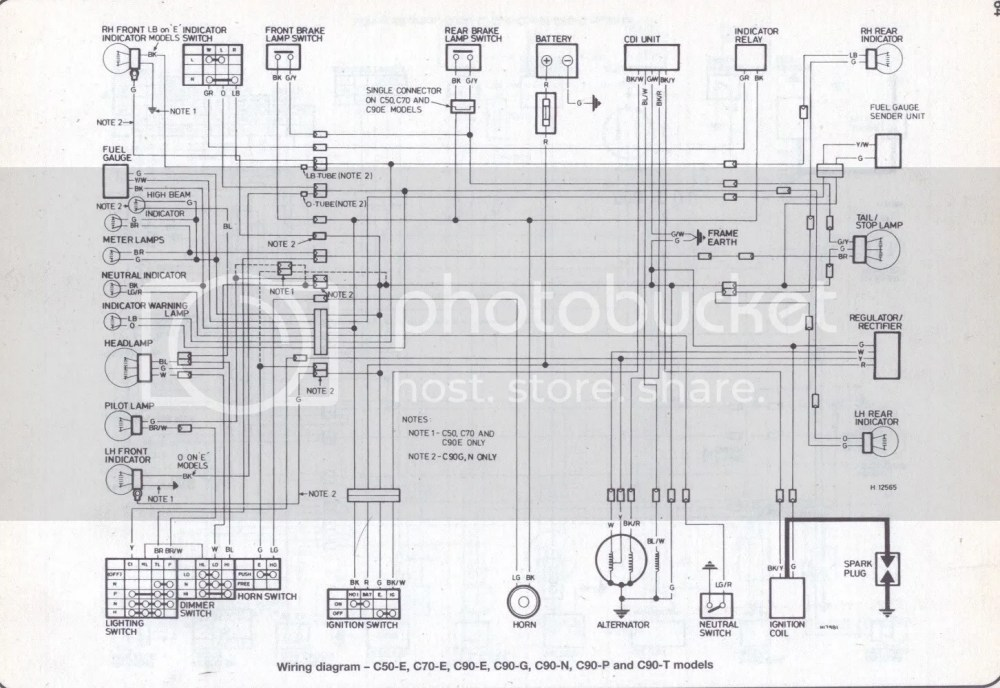 medium resolution of honda 90 wiring diagram wiring diagrams honda atv ignition key honda 90 atv wiring