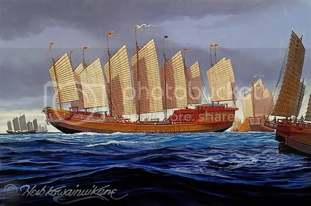 china ming fleet Pictures, Images and Photos