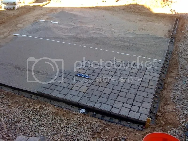 My DIY Paver Patio On The Cheap  Landscaping  Lawn Care  DIY Chatroom Home Improvement Forum