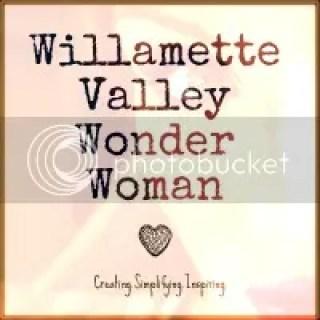 Willamette Valley Wonder Woman