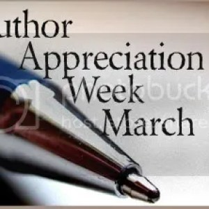#AuthorAppreciationWeek – Stacey's top 5