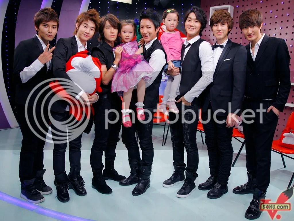 Super Junior M,Super Junior