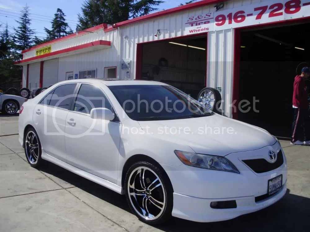 medium resolution of 20 rims and tirse for toyota camry avalon solara and many more 5x114 ss tires w 9167284100 749