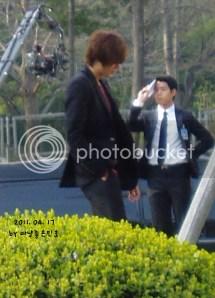 City Hunter Lee Min Ho Park Young Jun