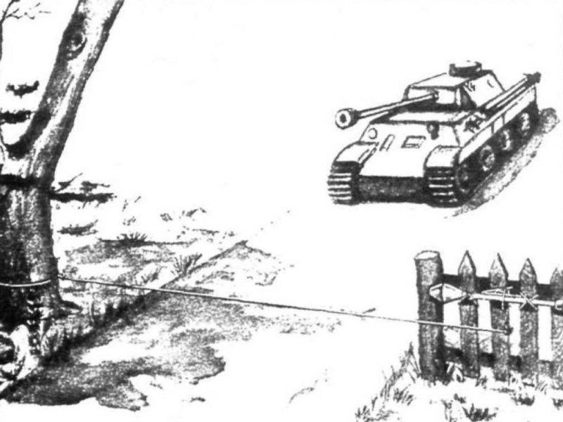 Faustpatron (Faustpatrone) — RPG «Panzerfaust