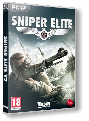 Sniper Elite V2 + 4 DLC (2012/Rus/PC) Steam-Rip от R.G. Pirates Games