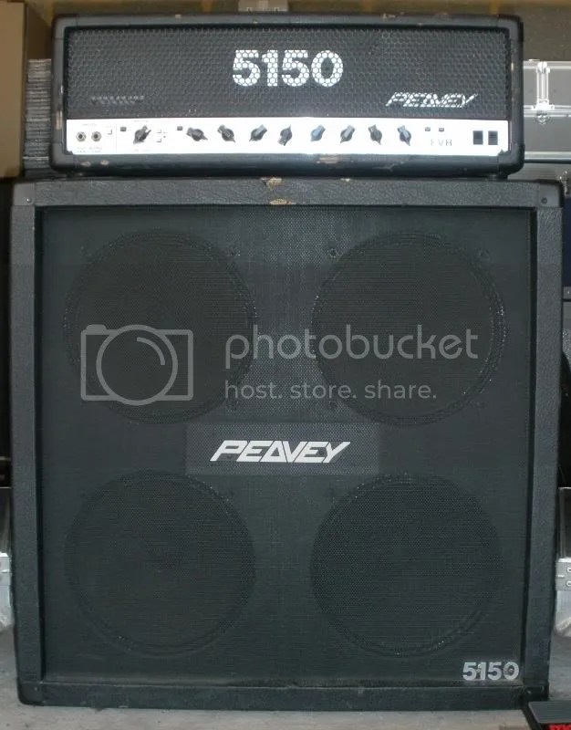The Boogie Board  View topic  FS in UK Peavey 5150 mk1