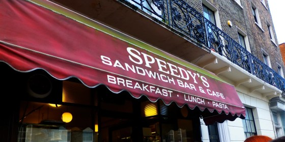 Speedy's Cafe