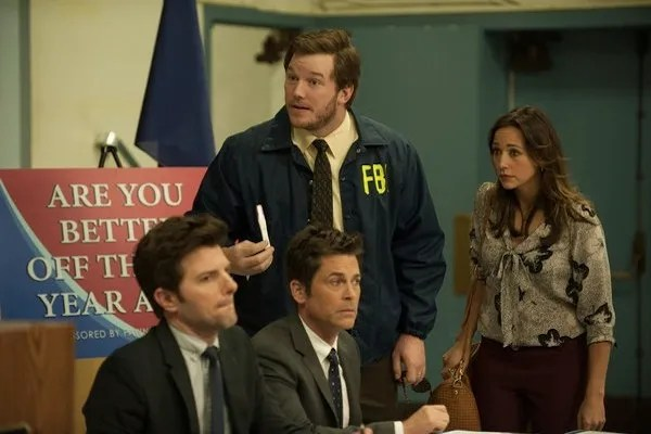 Are You Better Off Parks and Rec