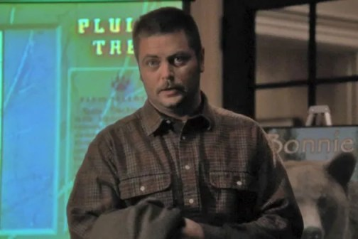 Nick Offerman The West Wing
