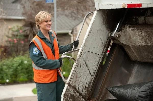Women in Garbage promo still