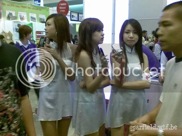 Kingsoft Antivirus Girls