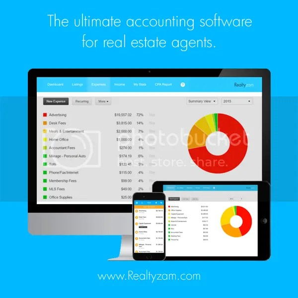best real estate accounting software realtyzam