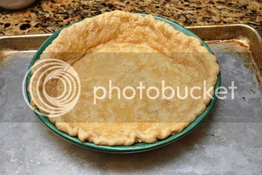 Blind Baking Pie Crust