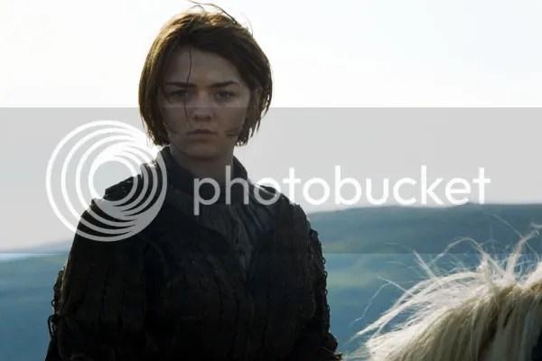 Arya Stark in The Children