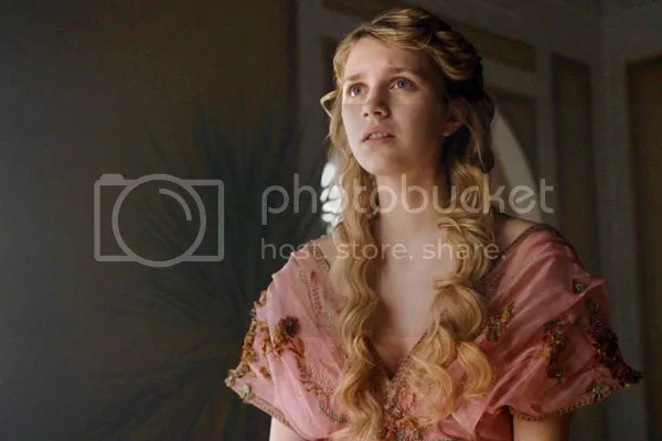 Myrcella Baratheon in The Gift