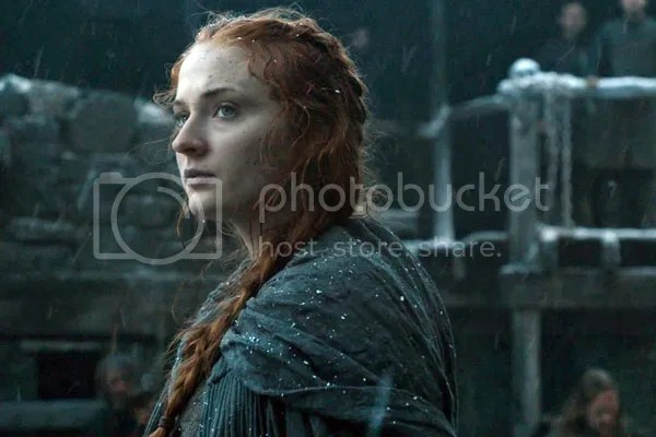 Sansa Stark in Book of the Stranger