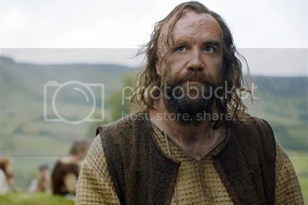 Sandor Clegane in The Broken Man