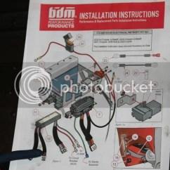 2005 Big Dog Bulldog Wiring Diagram 2 Speed 3 Phase Motor Pdm Install Motorcycles Forum