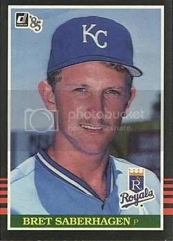 Bret Saberhagen 1 Pictures, Images and Photos