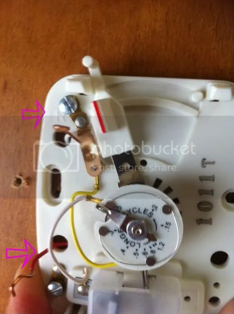 Honeywell Rth2300 Rth221 Thermostat Wiring Diagram Honeywell Circuit