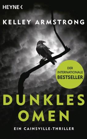 Dunkles Omen Cover (c) Heyne