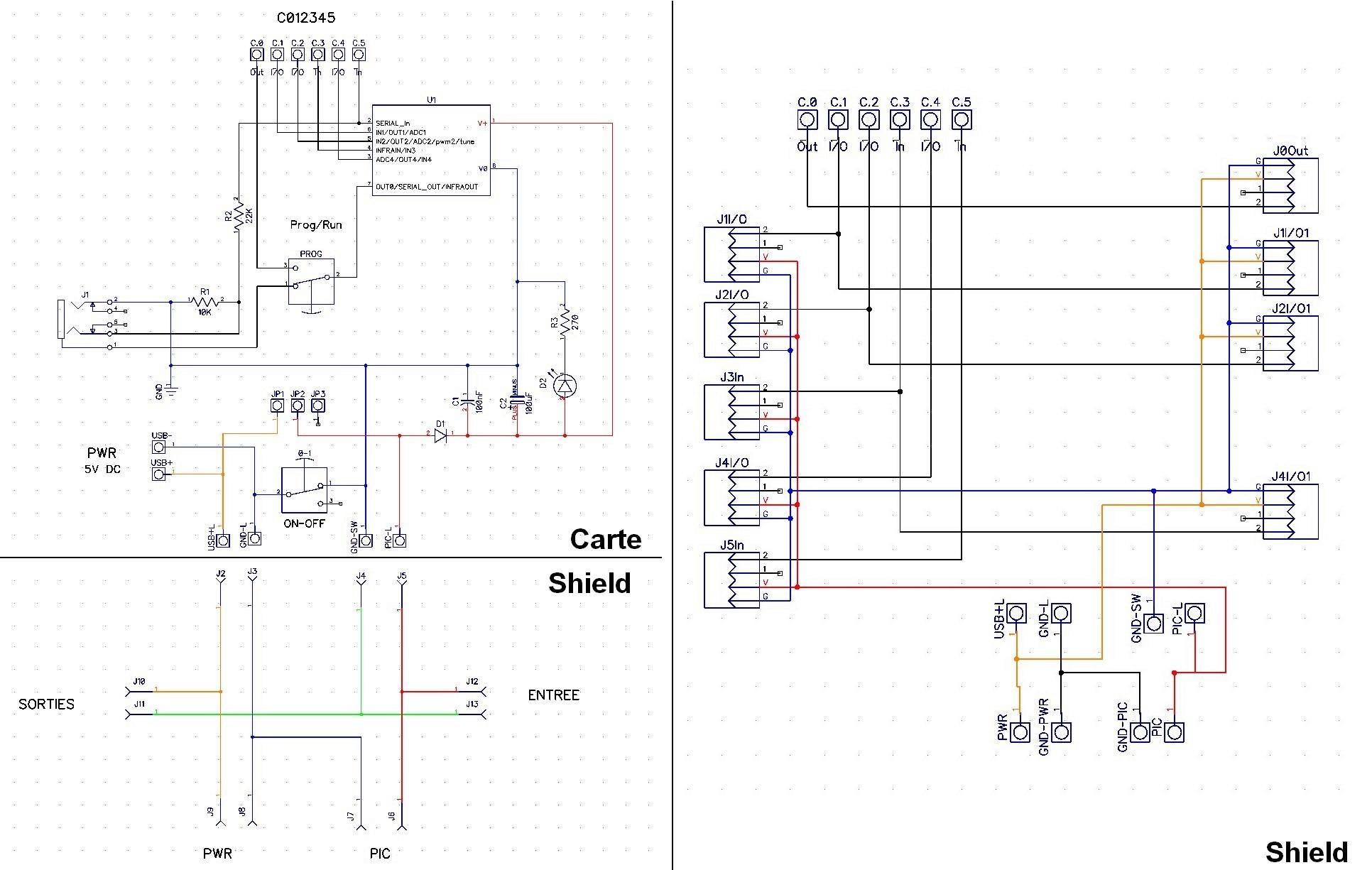 Prototype de carte 08M2 : (Encore) un problème (d