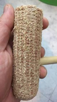 Freehand Corn Cob Pipe Missouri Meerschaum